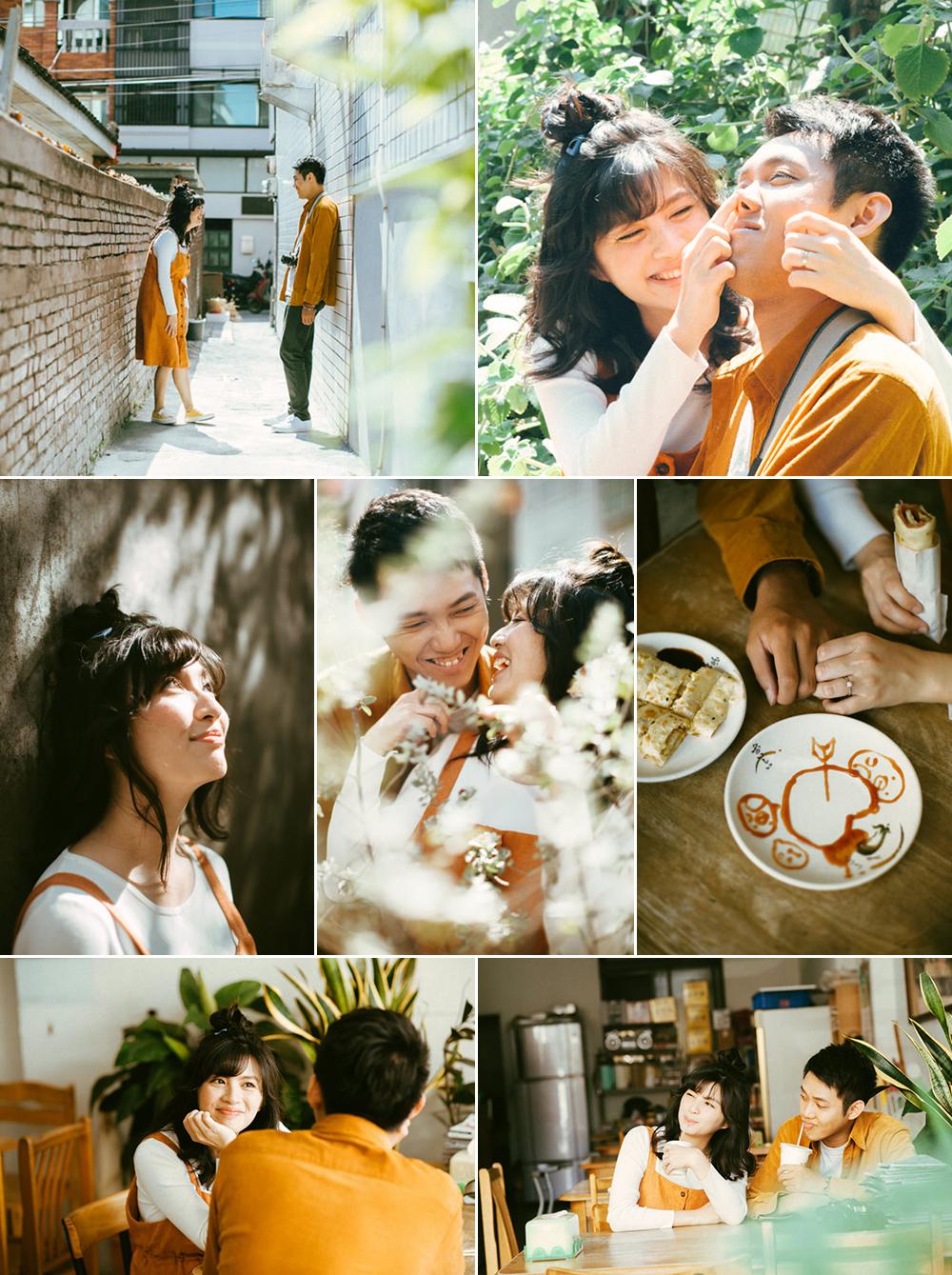 故事感婚紗照